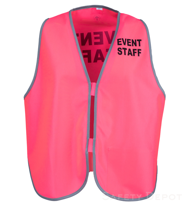 Pink Womens' Event Vest MAIN