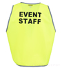 Yellow Womens' Event Vest SWATCH