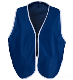 Royal Blue Womens' Event Vest_THUMBNAIL