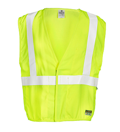 Yellow/Lime Flame Retardant Vest