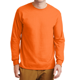 High Visibility Safety Long Sleeve
