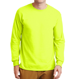 High Visibility Safety Long Sleeve THUMBNAIL