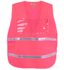 Pink Incident Command Vest SWATCH