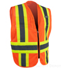 Orange Incident Command Vest SWATCH