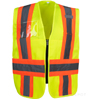 Yellow/Lime Incident Command Vest_SWATCH