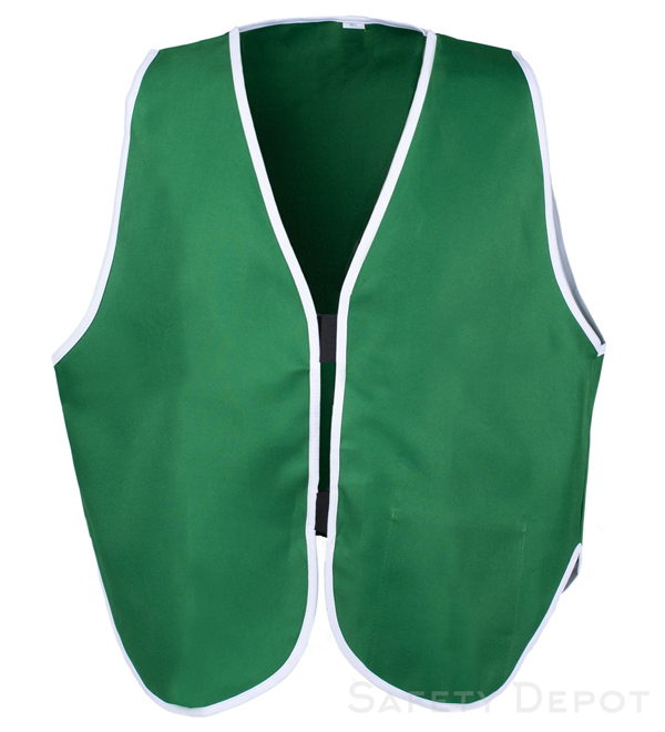Green Womens' Safety Vest_MAIN