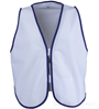White Womens' Safety Vest SWATCH