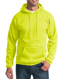 Safety Lime Sweatshirt