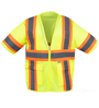 Yellow Class 3 Cool  Mesh Safety Vest Mini-Thumbnail