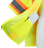 Safety Yellow Mesh Vest SWATCH