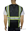 Professional Black Mesh Vest Mini-Thumbnail