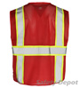 Professional Red Mesh Vest Mini-Thumbnail