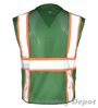Professional Green Mesh Vest Mini-Thumbnail