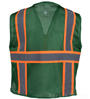 Professional Green Mesh Vest SWATCH