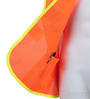 Orange Reflective Mesh Class 2 Safety Vest SWATCH