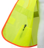 yellow lime economy safety vest SWATCH