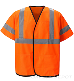 Safety Vests Class 3 THUMBNAIL