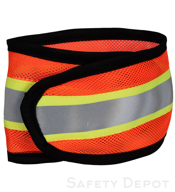 Reflective Orange Arm Band MAIN