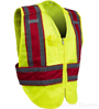 Public Work Breakway Safety Vest PWB503-Red Mini-Thumbnail