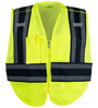 Blue PublicWork Safety Vest SWATCH