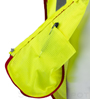 Public work Safety Vest PWB505-Red SWATCH