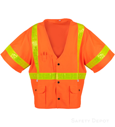 Orange Class 3 Safety Vest_THUMBNAIL