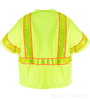 Class 3 Yellow Snap Safety Vest_SWATCH