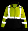Reflective Soft Shell Jacket SWATCH