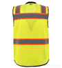Pink Bottom Two Toned Class 2 Safety Vest SWATCH