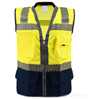 Premium Two Toned Class 2 Safety Vest SWATCH