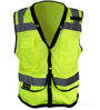 LIME Surveyor Vest Class 2_SWATCH