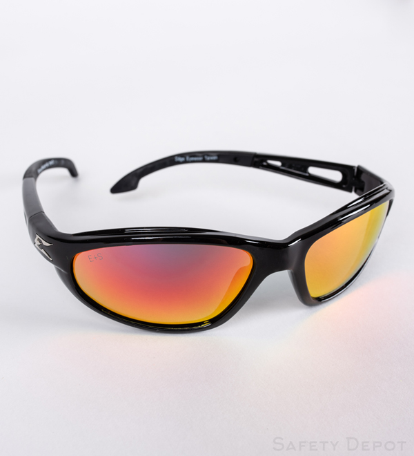 Aqua Precision Red Mirror Lens Sunglasses MAIN