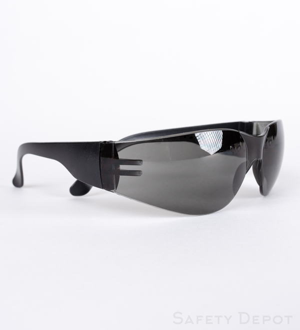 Gray Safety Glasses MAIN