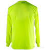 Yellow/Lime Long Sleeve Shirt SWATCH