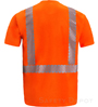 Orange Class 2 Reflective T-Shirt SWATCH