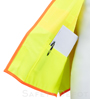 Yellow Class 2 Safety Vest Mini-Thumbnail