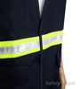 Navy Blue Velcro Safety Vest Mini-Thumbnail