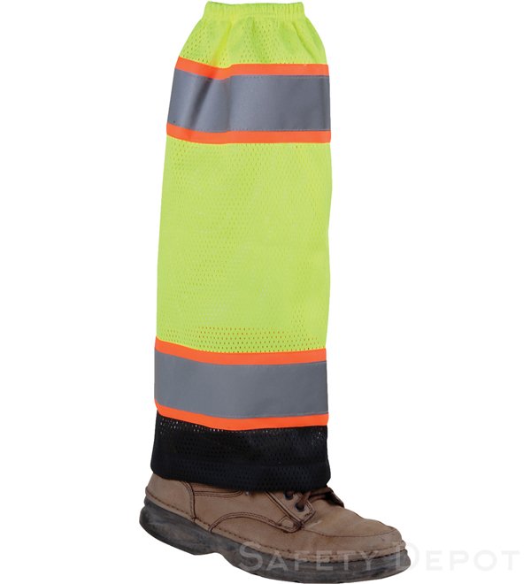 Mesh Hi Vis Gaiters MAIN