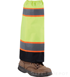 Waterproof Hi Vis Gaiters THUMBNAIL
