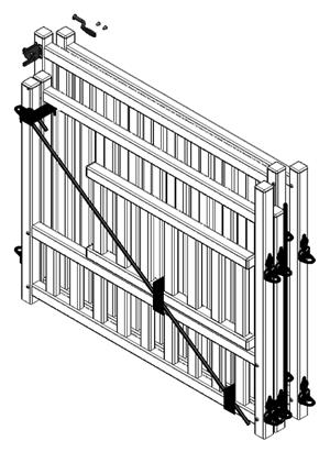 Additional Door/Gate Bundle (+ free shipping!) MAIN