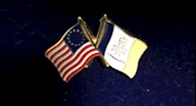 13 Star Flag/SAR Flag Pin THUMBNAIL