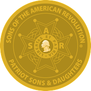 SAR PATRIOT SONS/DAUGHTERS MEDALLION THUMBNAIL
