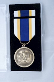 SEA CADET MEDAL SET THUMBNAIL