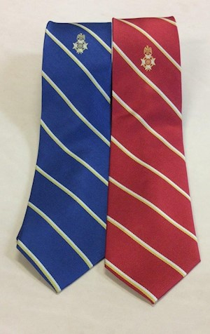 SAR RED SILK TIE (EXTRA LONG) LARGE