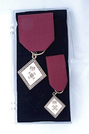CHAPTER DISTINGUISHED SERVICE MEDAL SET THUMBNAIL