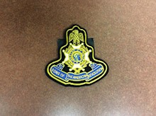 GOLD BULLION BLAZER PATCH (MAGNET) LARGE