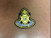 GOLD BULLION BLAZER PATCH (MAGNET) THUMBNAIL