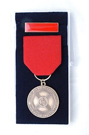 FIRE SAFETY COMMENDATION MEDAL SET THUMBNAIL