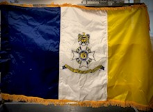 3X5 FT SAR FLAG (INDOOR) LARGE