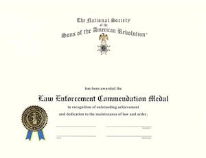 legal certificate
